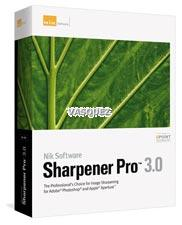 Sharpener Pro 3.0 int. Mac/Win