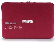 "Second Skin Mikrofiber Script 13,3"" MacBook (rot)"