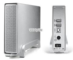 G5-Box 2TB iX/USB2.0-F 3,5""