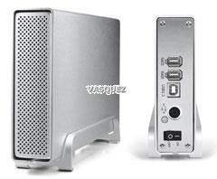 G5-Box 1TB iX/USB2.0-F 3,5""