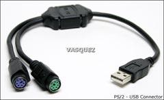 Adapter PS2 => USB